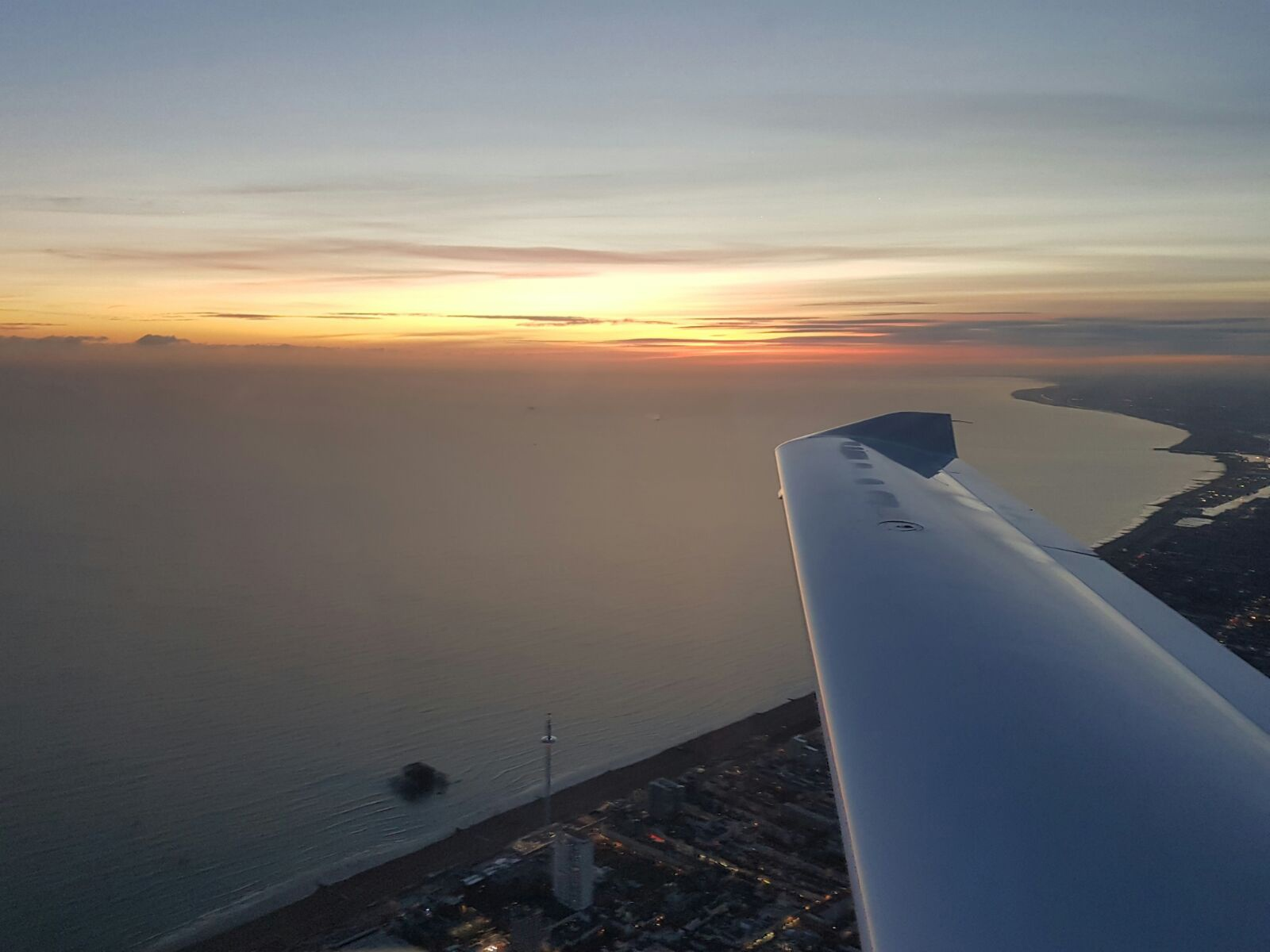 Commercial Pilot Training Brighton UK