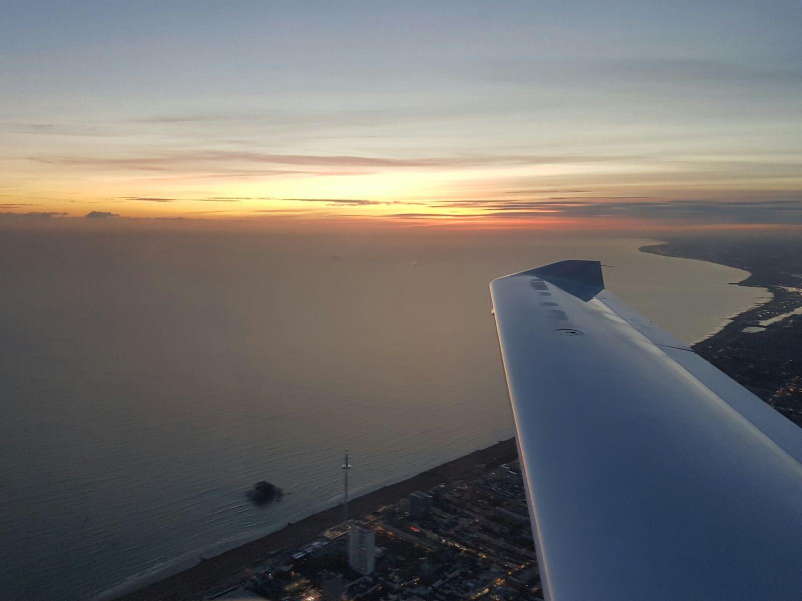 Commercial Pilot Training Brighton UK