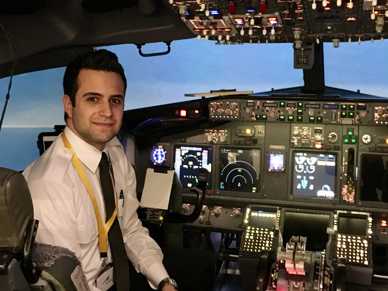 Davide Pilot Ryannair