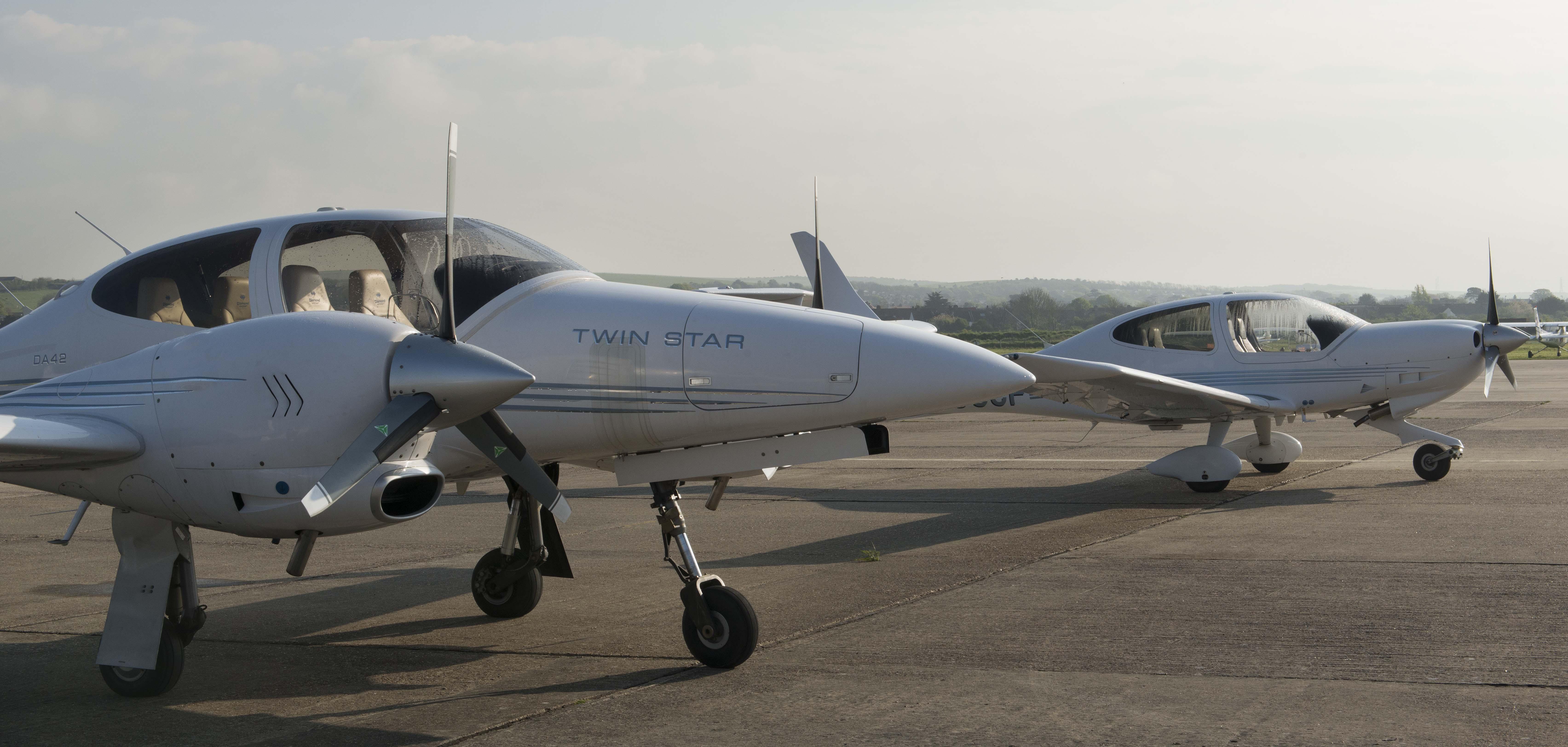 FTA Diamond Aircraft DA40 DA42 Sun and Shadow_cropped