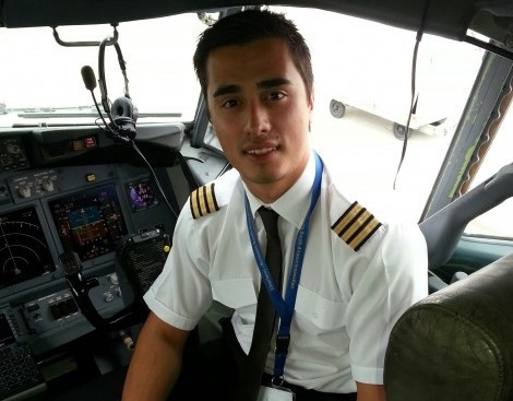 Sacha's Pilot Story