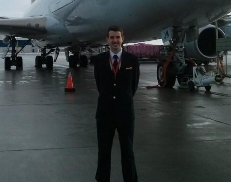 James's Pilot Story
