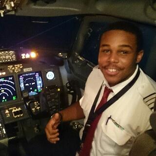 Ife Olubowale, Arik Air Pilot  & FTA Graduate