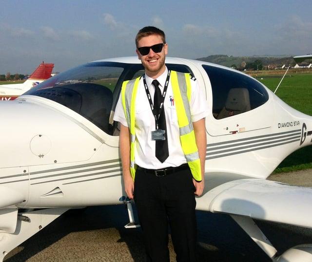 FTA Flight School Cadet Charlie Hartman