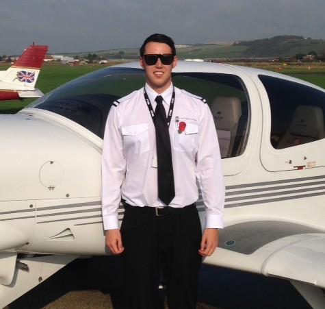 FTA Pilot Cadet George Graulich