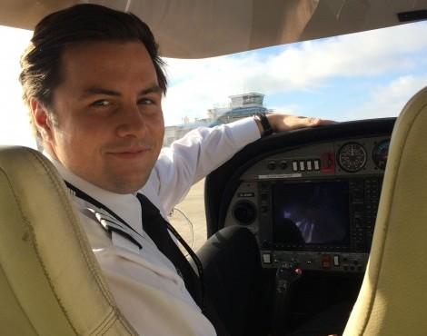 Gianluca's Pilot Story
