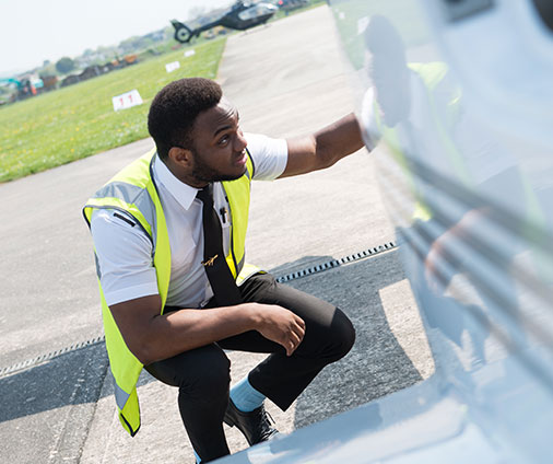 James FTA Pilot