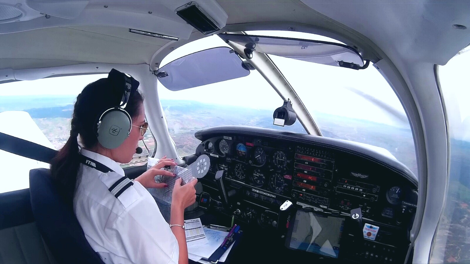 Train to become a pilot this year