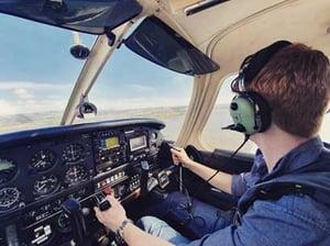 Matt-Edwards-FTA-Instructor-flyng