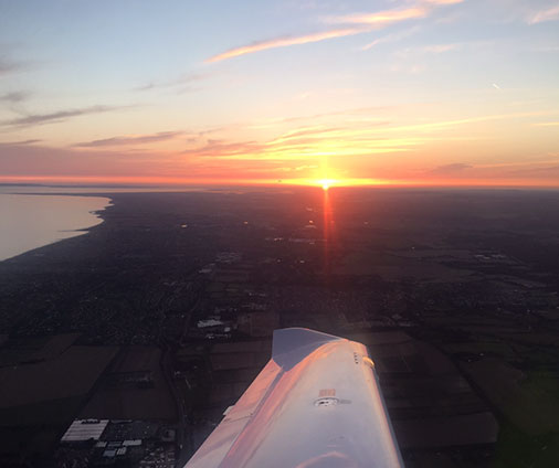Ryan Corporate Jet Pilot FTA