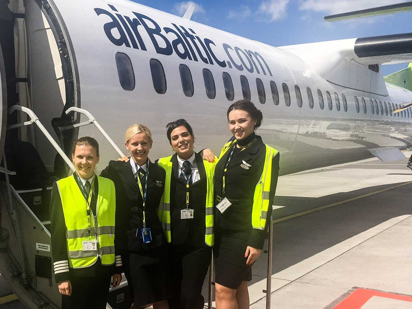 ana-airbaltic-first-officer