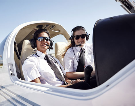 FTA - Commercial Pilot Flight Training School - UK
