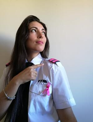 julie-pilot-wear-it-pink-charity-fundraiser