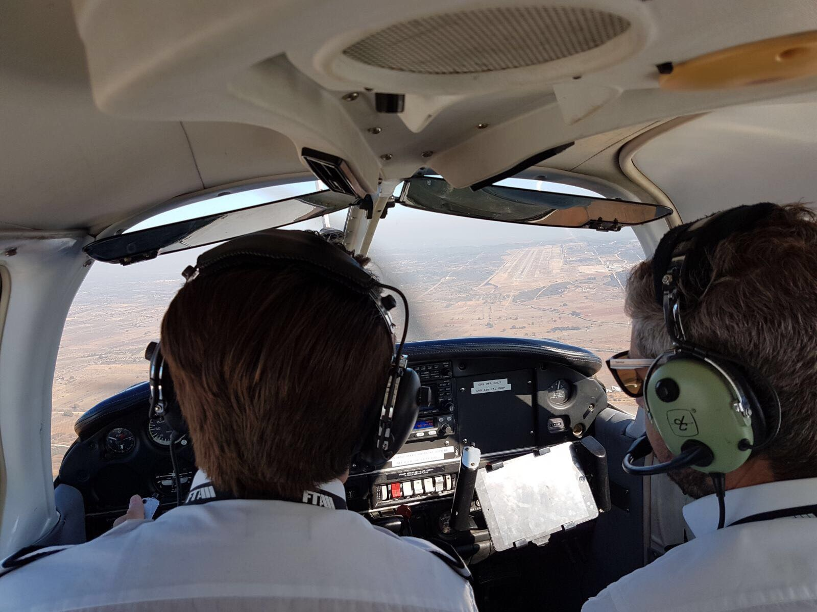 Commercial Pilot Training Spain