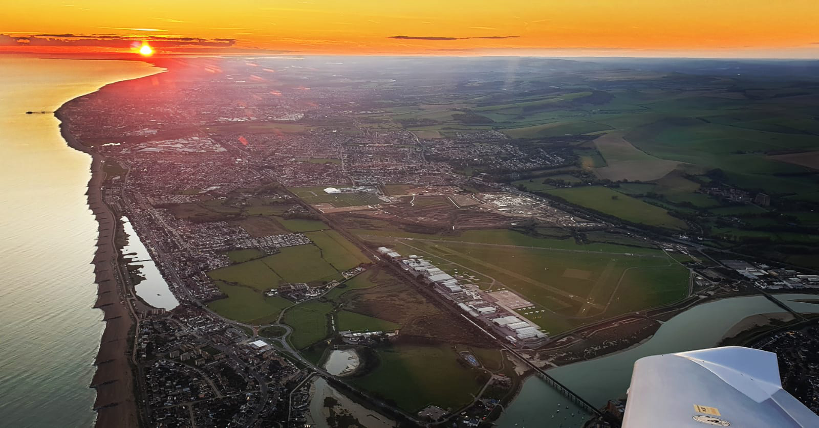 nidal-aerial-sunshine-shoreham-airfield-photo-image