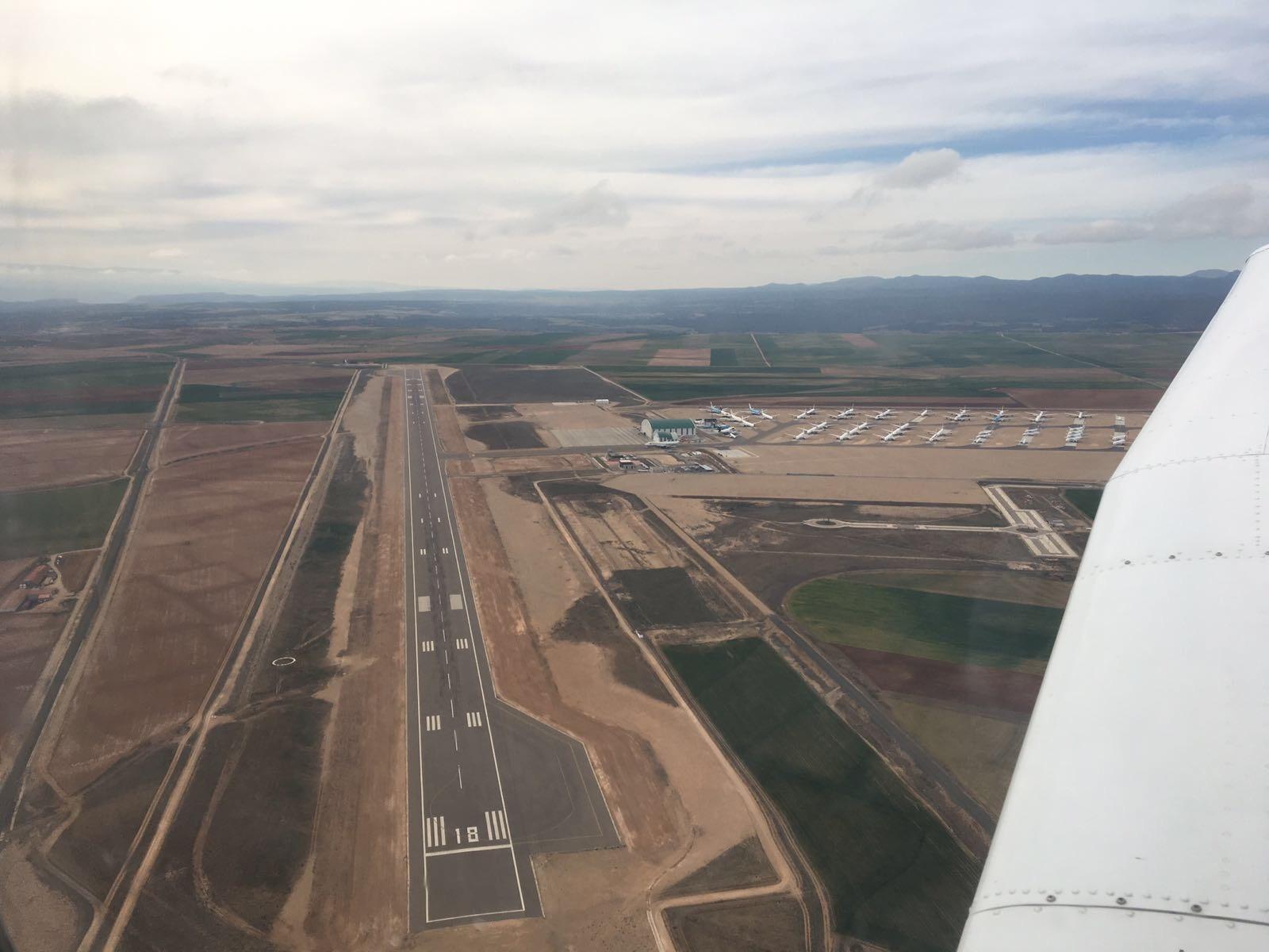 Teruel Runway