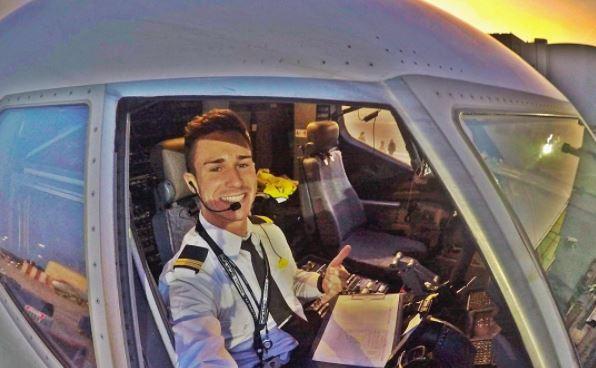 Thibault cockpit