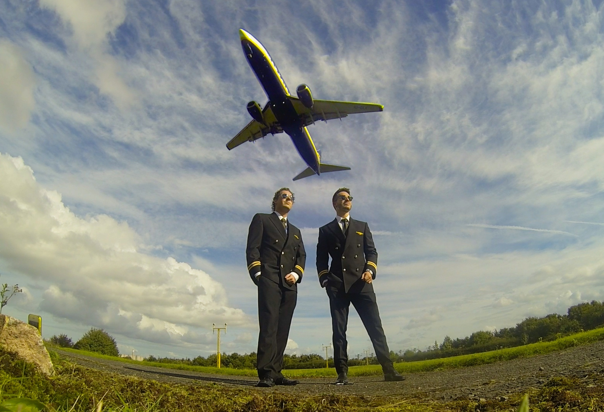 Pilot Stories : Thibault goes to work for Ryanair